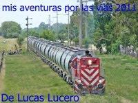 Mis Aventuras por La Vía - Trenes por General Pico.