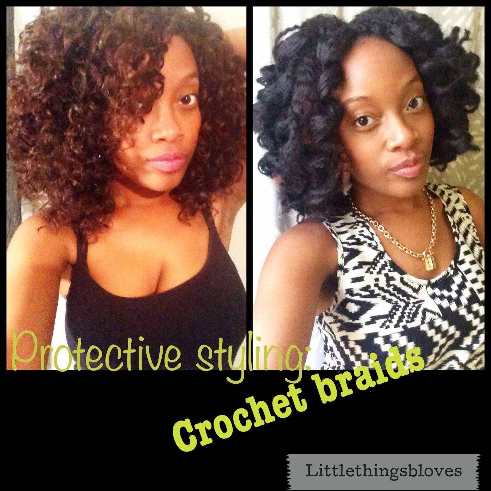 How Long Does Crochet Hair Styles Last : ... Love: Tales from the Roots: Protective Styling- Crochet Braids