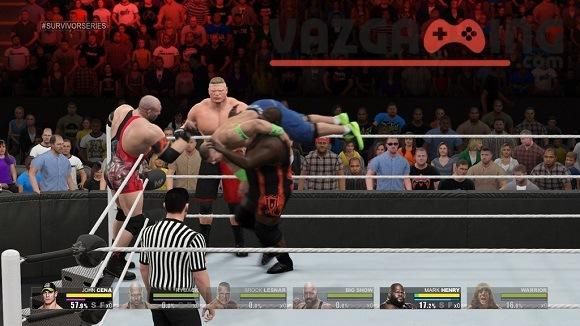 WWE 2k15 Gameplay 2