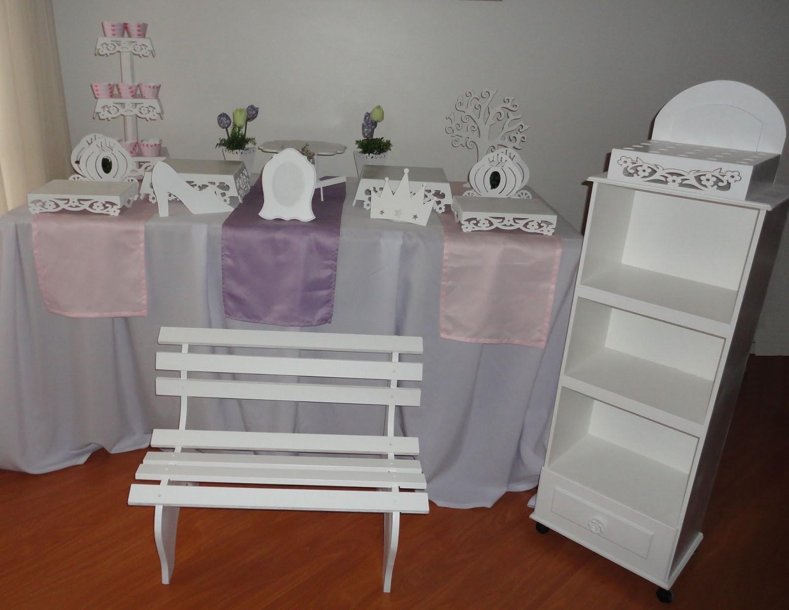 banco de jardim infantil: Completo – Inclui Porta-lembrancinha, banco de jardim Infantil