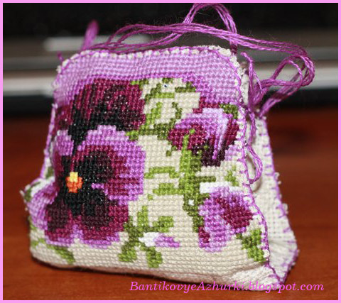 игольница-сумочка