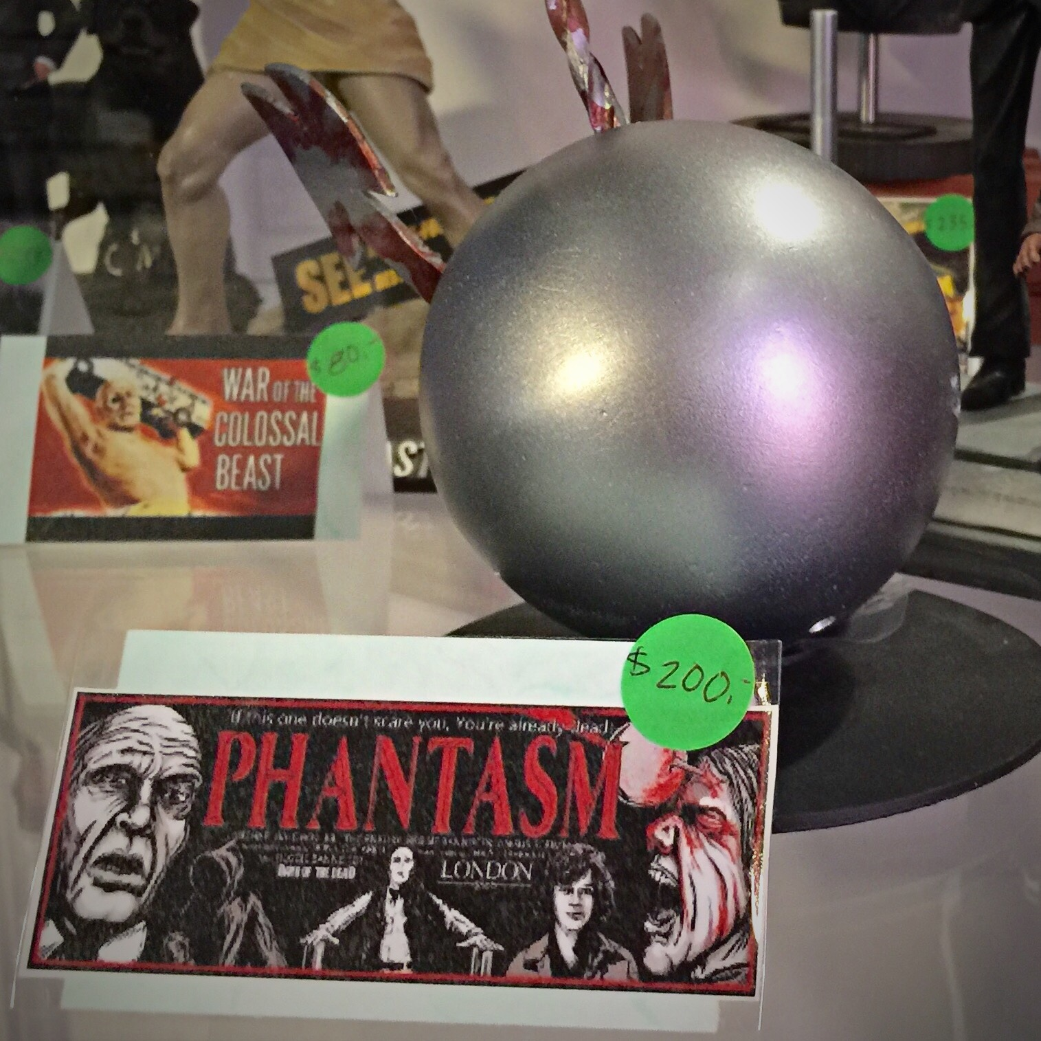 Hey, I love Phantasm as much as the next guy…