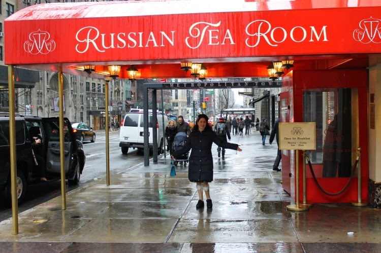 The Russian Tea Room