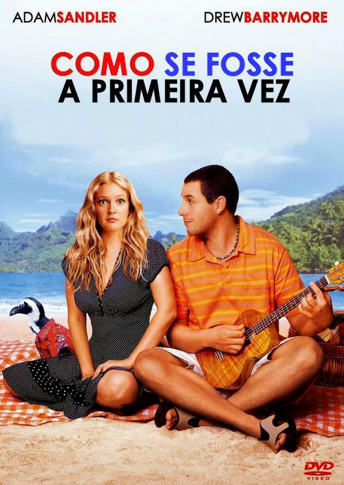 Como Se Fosse a Primeira Vez – Dublado (2004)