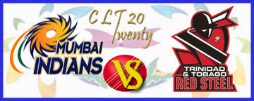 Mumbai vs Trinidad Highlight Match and Live Streaming Video MI vs TT Full Match Highlight Video