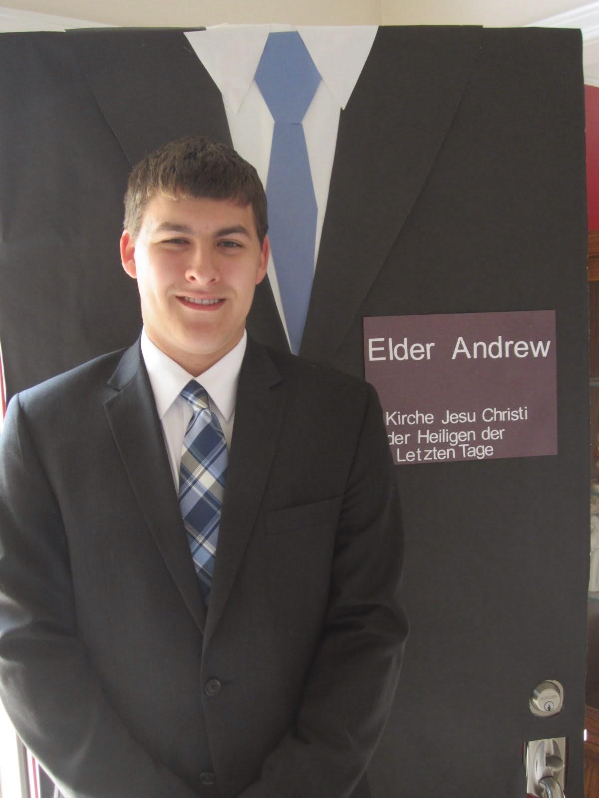 Elder Andrew