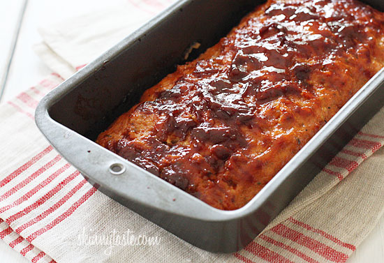 Turkey Meatloaf | Skinnytaste