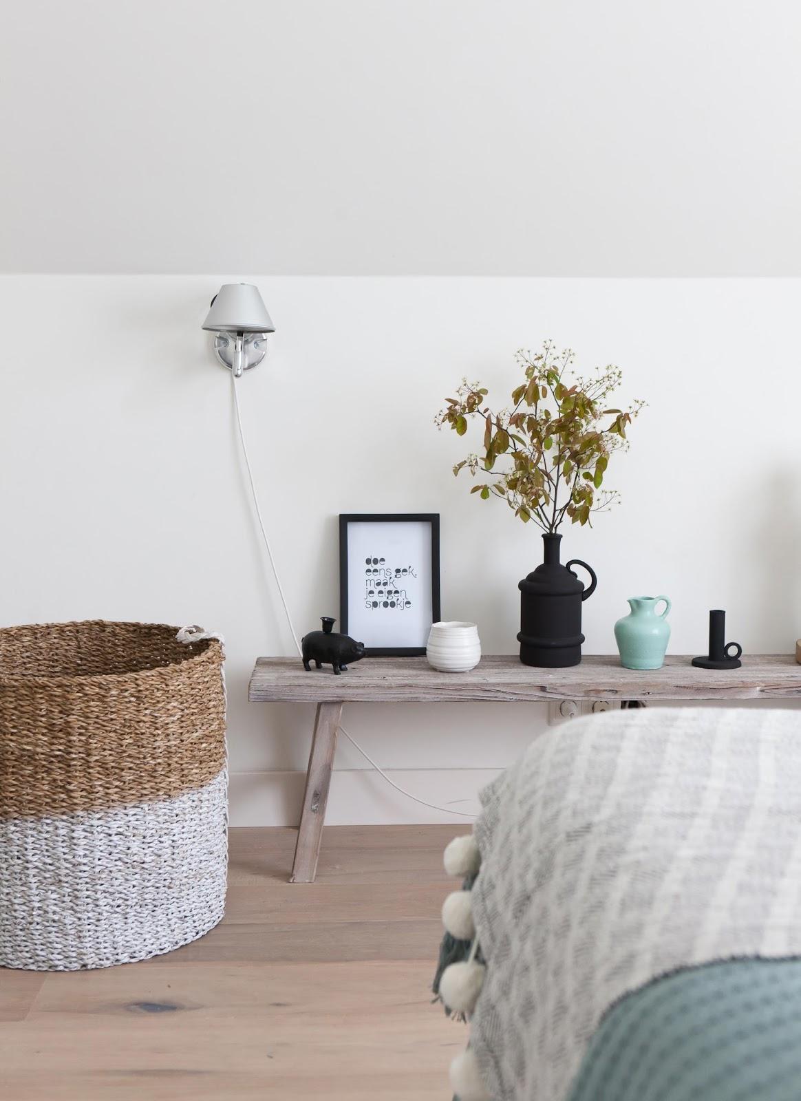 Diy une cloison d co pour t te de lit for Deco slaapkamer