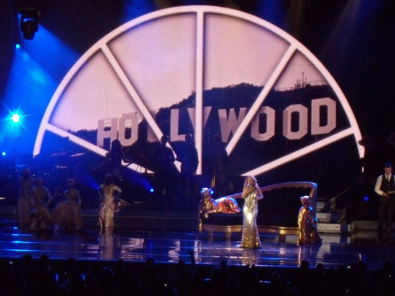 Kylie Minogue Hollywood Bowl Concert 2009