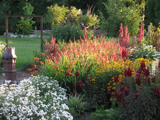 vintage & lodestone secret gardens