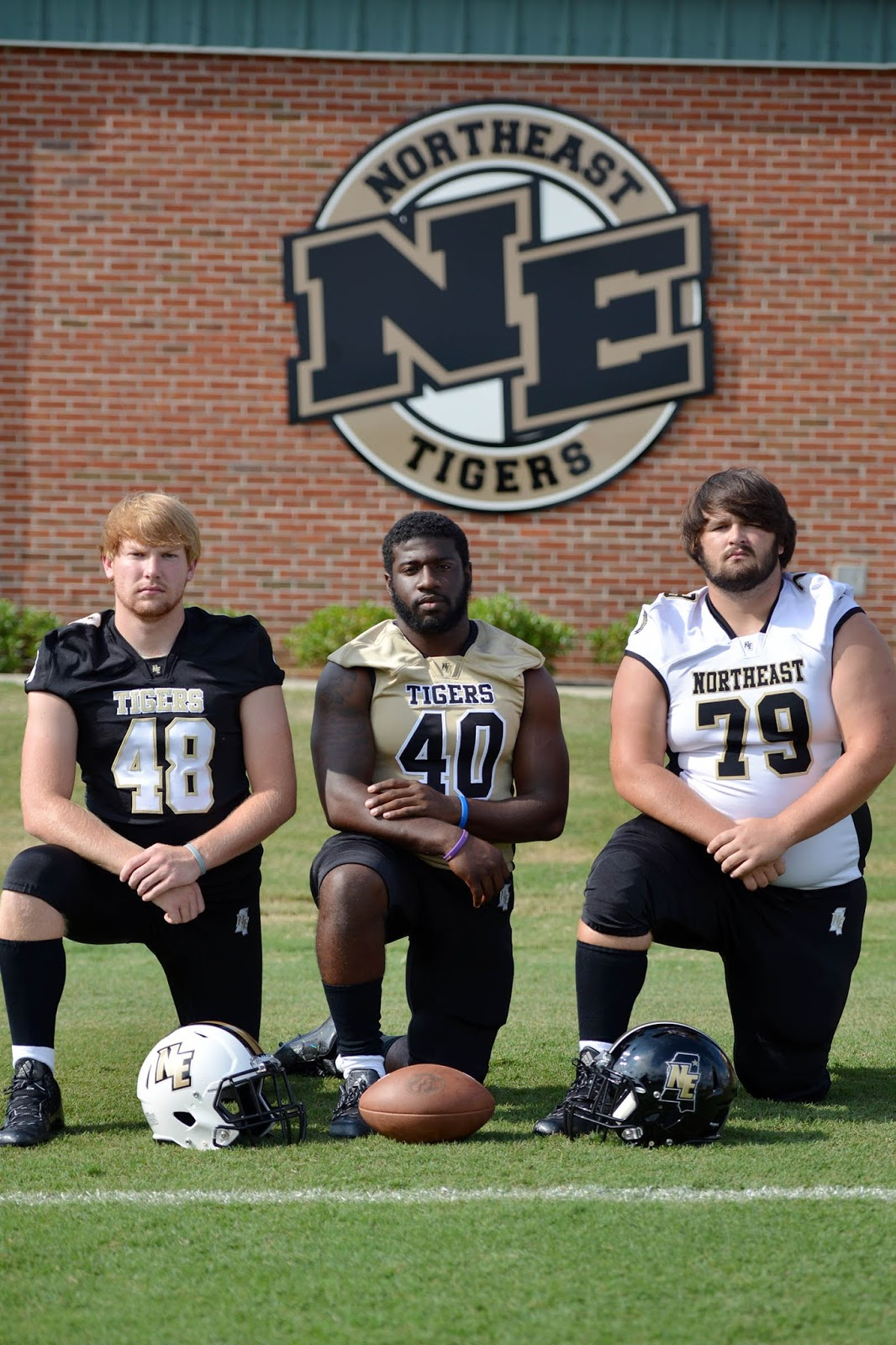 Pontotoc countians make nemcc football team tiger wire the northeast mississippi community college football program is already one third of the way through its 2015 season the tigers have home games remaining sciox Images