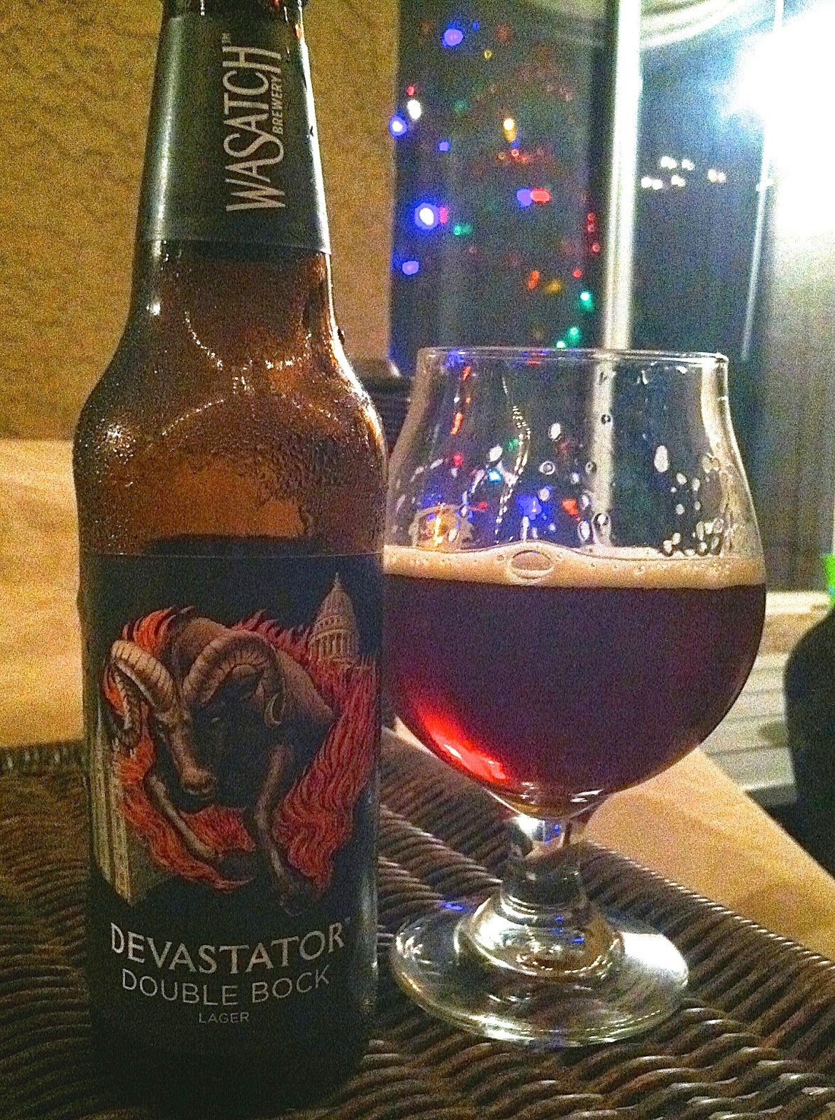 Wasatch Devastator Double Bock 1