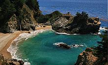 McWay Cove, California, USA