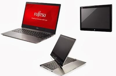 fujitsu windows 8.1 ultrabook