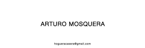 Arturo Mosquera Work