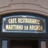 e do Café Martinho da Arcada