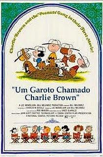 Filme Poster Um garoto chamado Charlie Brown DVDRip XviD & RMVB Dublado