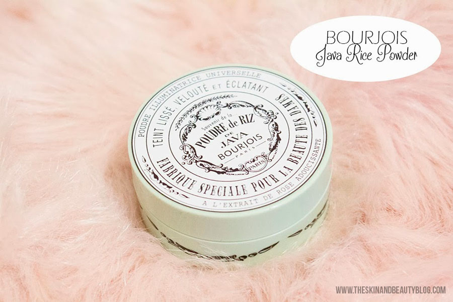 Bourjois Java Rice Powder Review!