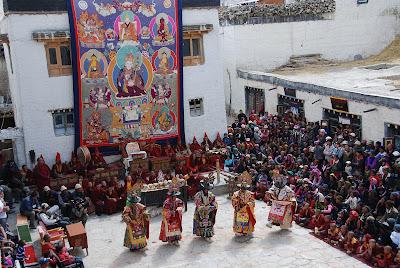 (Nepal) - Mustang Lo Manthang Tiji Festival