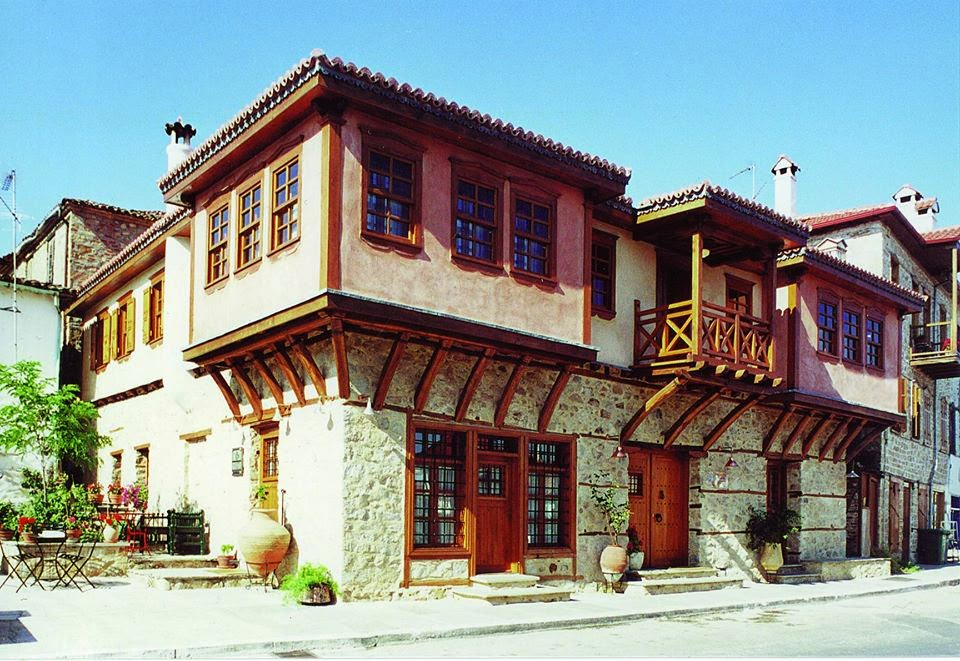 Oikies Alexandrou Traditional Inn
