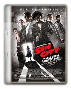 Sin City 2: A Dama Fatal   HDRip AVI + RMVB Legendado