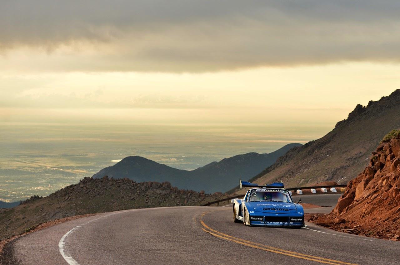 2014 pikes peak hill - photo #10