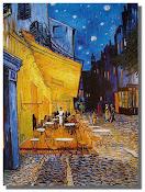 Noche en el café