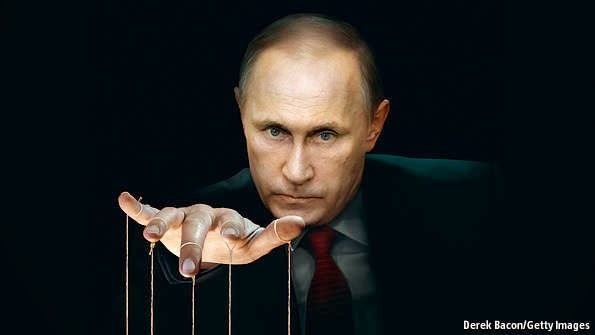 Russia's intelligence war against the West