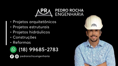 PEDRO ROCHA ENGENHARIA