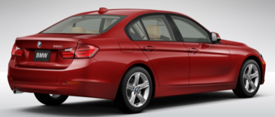 2013 BMW 320i Melbourne Red