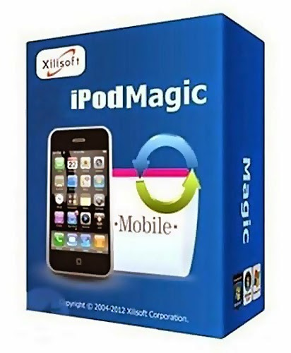 Xilisoft-iPod-Magic-Platinum-5.6-Portable