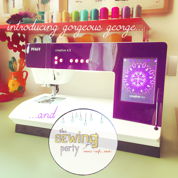 oonaballoona | a sewing blog by marcy harriell | the sewing party
