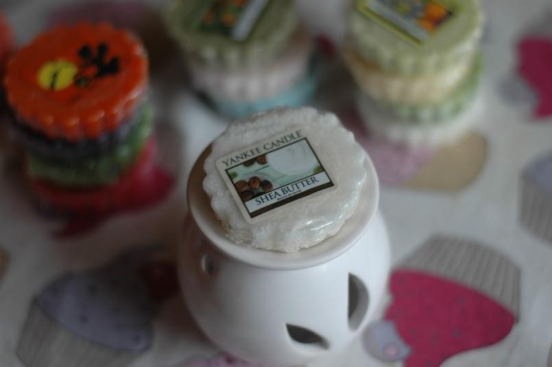 `Yankee Candle - Shea Butter