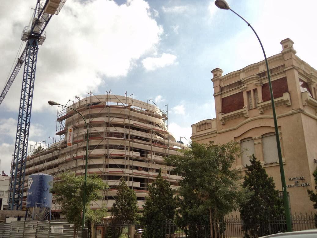 Nueva arquitectura en sevilla hospital quir n manuel siurot - Arquitectos de sevilla ...