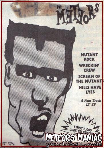 """Mutant 12"""" promo"""