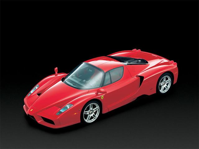 Gambar Mobil Sport Ferrari Enzo 19