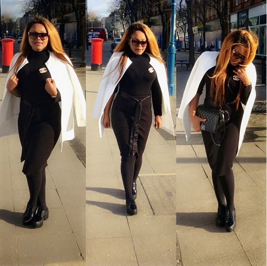 mercy aigbe london