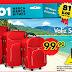 A101 Üçlü Valiz Seti - A101 29 Mayıs 2014 Aktüel Ürünler