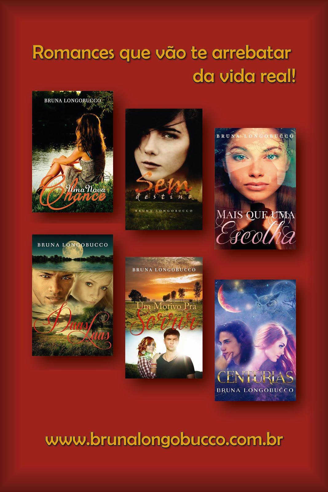 Meus livros!