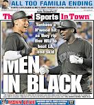 Yanks break Mets streak