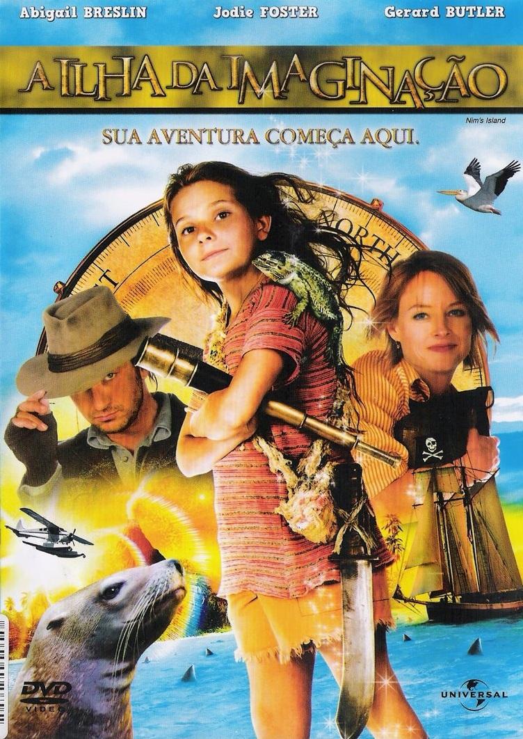 A Ilha da Imaginação – Dublado (2008)