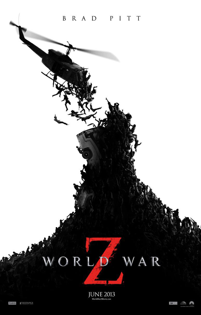 Nuevo póster para World War Z