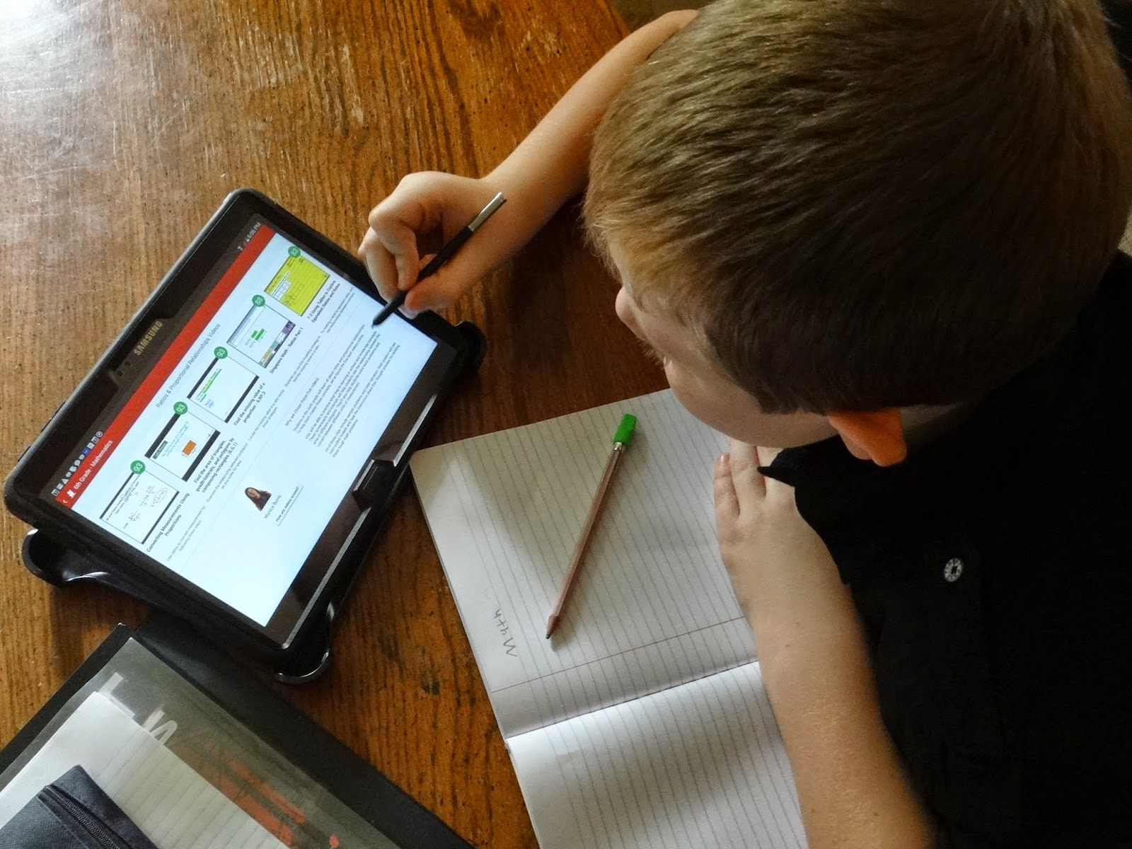 Give Your Student What They Need with Verizon's Educational Tools App #VZEducation #VZWBuzz