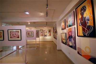 Hunsenbad art Gallery