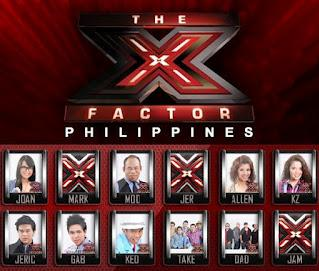 X Factor Philippines August 25, 2012 and KZ Tandingan Performance.