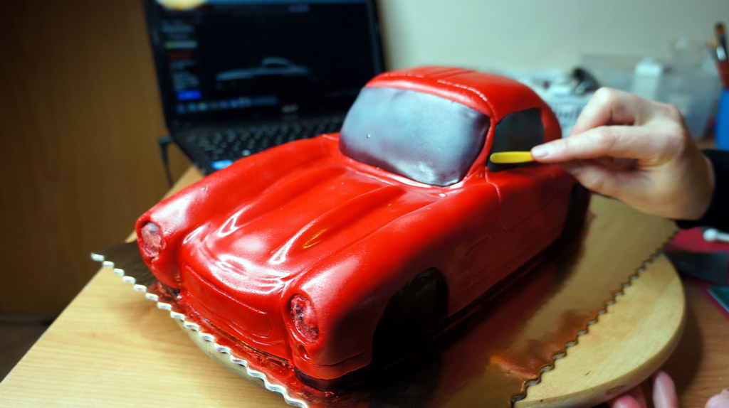 Pin Pin Mercedes Benz Cake Picture To Pinterest Cake On