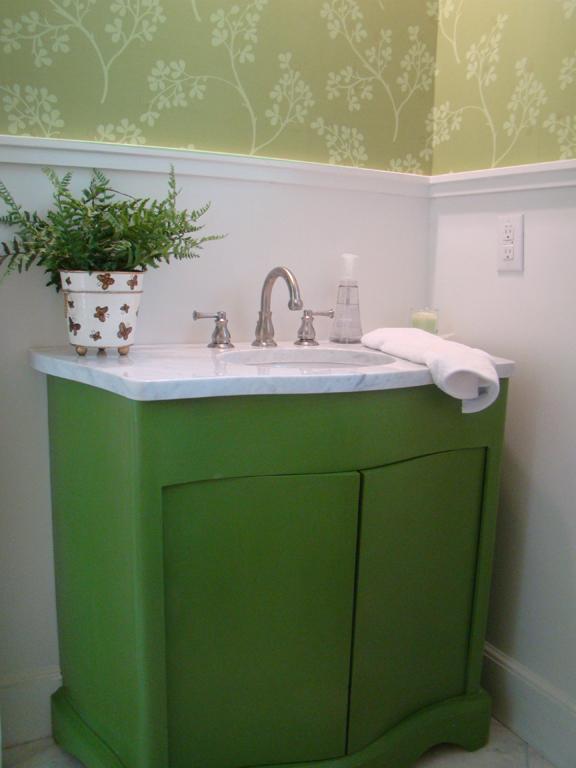 Gretchen opgenorth bathroom redesign for Bathroom redesigns