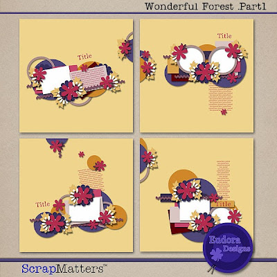 Ki Gtting Sweet et templates Wonderful Forest Part1 d