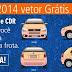 Envelopamento adesivagem - Fiat Palio 2014 grátis
