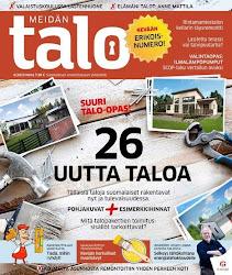 Meidän koti lehdessä 4/2013